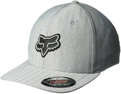 Fox Transfer Flexfit Grey