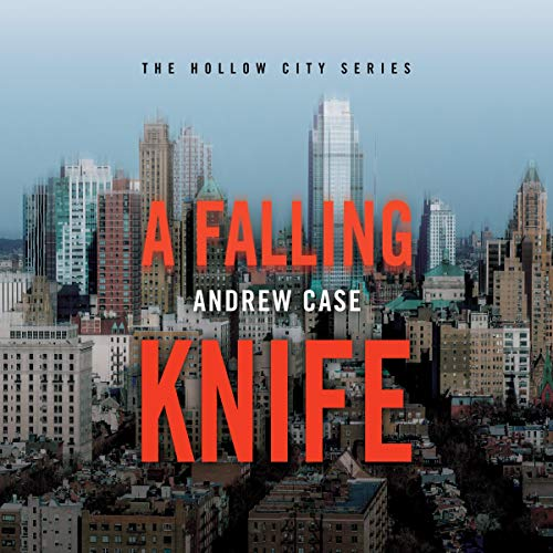 A Falling Knife Audiobook By Andrew Case cover art