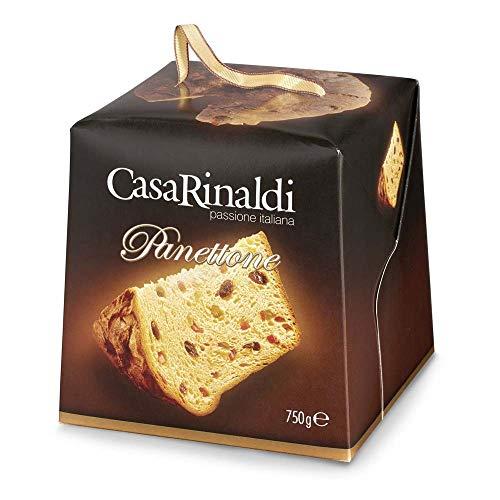 Casa Rinaldi Panettone Premium Rezept klassisch mit Rosinen 750g