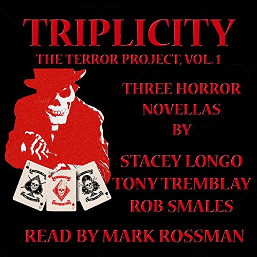 Triplicity audiobook cover art
