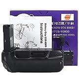 DSTE EOS-800D - Empuñadura de Batería Vertical Compatible con Canon...