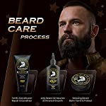 Bossman Essentials Beard Kit for Men - Beard Oil Jelly, Fortifying Conditioner Cream, Beard Balm - Grooming Growth Care… 3