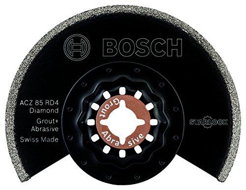 Bosch Professional Starlock ACZ 85 RD4 Lama Segmentata Diamantata, 85 mm, 1 Pezzo