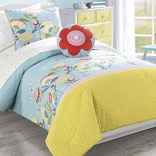 Frank and Lulu Complete Kids Bedding Twin Max 48% OFF Bed: Cotton for Tw Set overseas