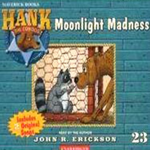 Moonlight Madness cover art