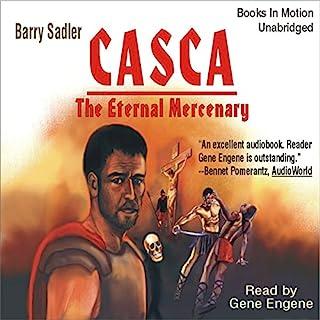 Casca the Eternal Mercenary audiobook cover art
