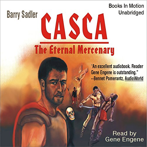 Casca the Eternal Mercenary cover art