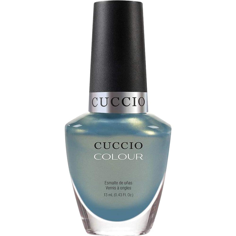 カッターキャンバス比べるCuccio Colour Gloss Lacquer - Shore Thing - 0.43oz / 13ml