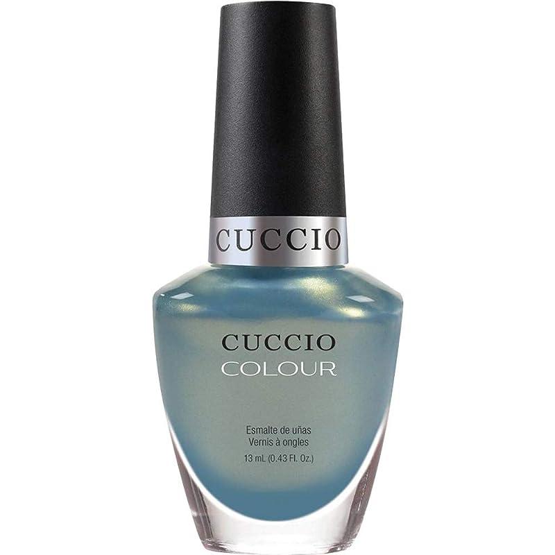 荒らす潮乱雑なCuccio Colour Gloss Lacquer - Shore Thing - 0.43oz / 13ml