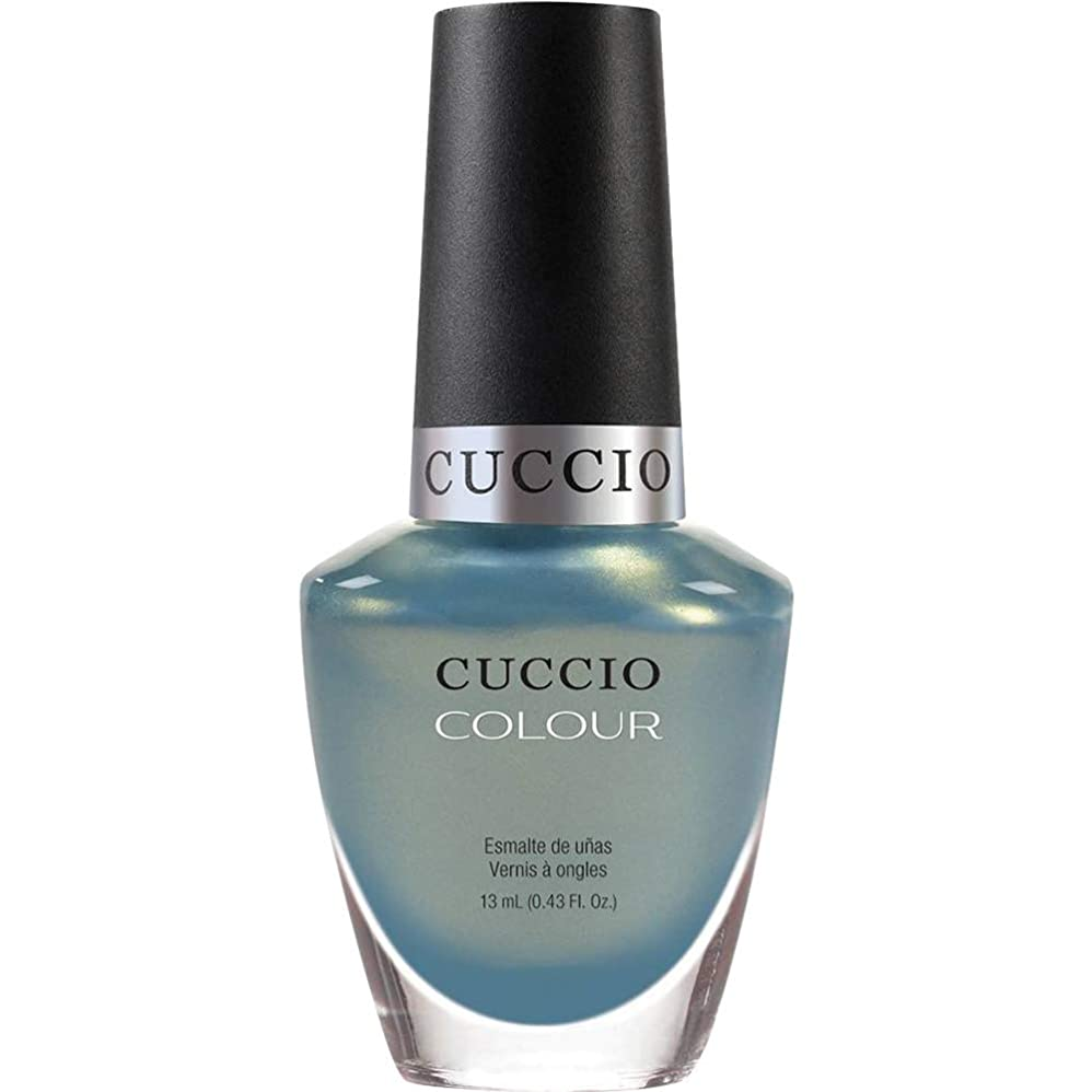 静脈四面体メイエラCuccio Colour Gloss Lacquer - Shore Thing - 0.43oz / 13ml
