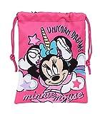safta 812012237 Saquito Merienda de Minnie Mouse, Único