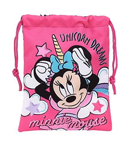 Merienda Lunch-tas Minnie Mouse, 200 x 250 mm