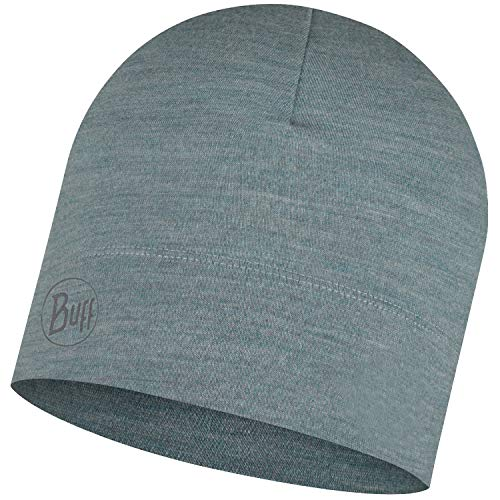 Buff Set Mütze Merinowolle + UP Schlauchtuch   Wintermütze   warme Wintermütze   Kopfbedeckung Melange   118007.722.10.00   Midweight Merino Wool Hat