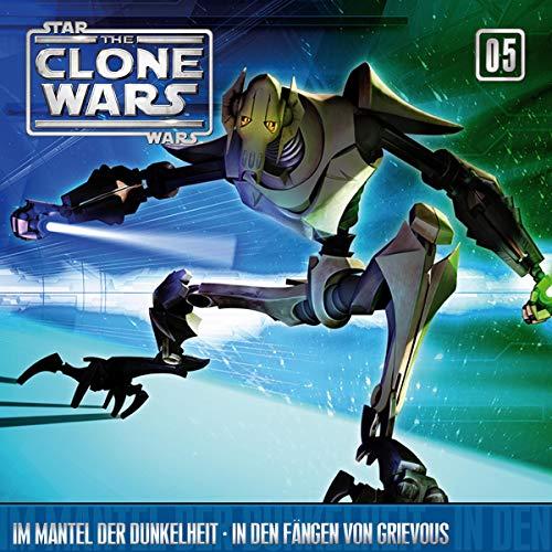 Im Mantel der Dunkelheit / In den Fängen von Grievous: Clone Wars 5