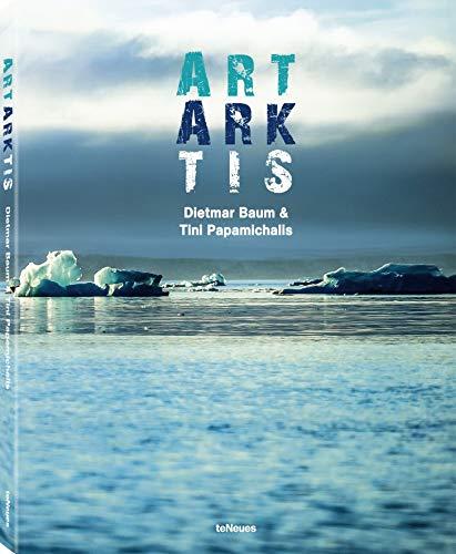 ART ARKTIS. Das Buch über die Antarktis (Antarctica). Mit vielen Fotos und Infos (Deutsch, Englisch) - 29x37 cm, 208 Seiten (Photography)
