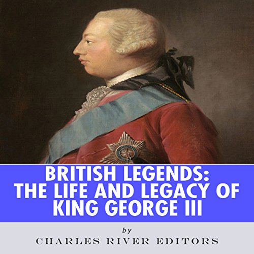 British Legends audiobook cover art