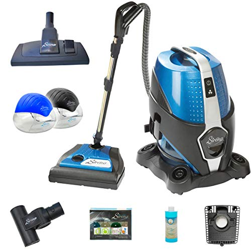 Cheapest Price! Sirena Vacuum Cleaner Premium Package - Includes 2 Sirena Twister Air Purifiers, Sir...