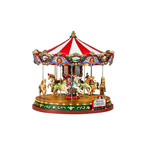 THE GRAND CAROUSEL LEMAX