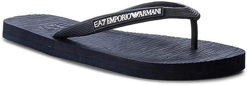 Emporio Armani XCQ002 XCC08 Tongs Tongs pour Homme Couleur et Taille au Choix  meilleur choix