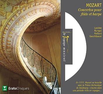 Mozart : Concertos pour flûte, flûte et harpe & Andante