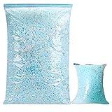 LCFOMQ Shredded Memory Foam Fill Replacement Premium Bean Bag...