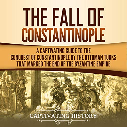 The Fall of Constantinople cover art