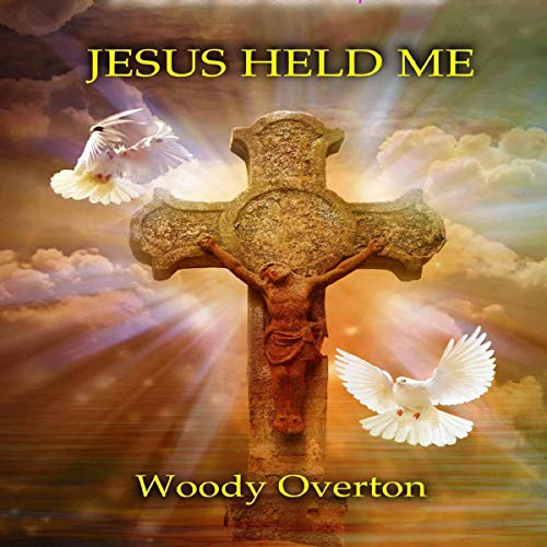 Jesus Held Me audiobook cover art