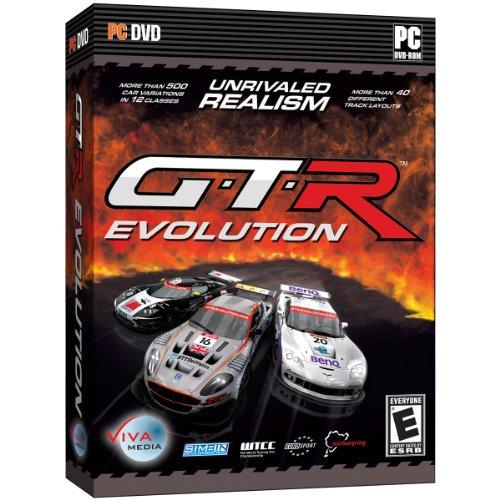 GTR Evolution (PC 輸入版・北米)