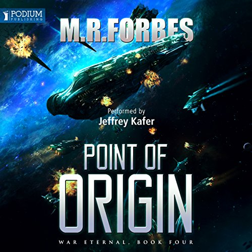 Point of Origin audiobook cover art