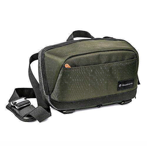 Manfrotto Street Sling-/Hüfttasche grün/grau