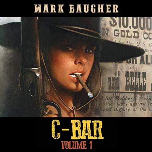C-Bar Audiobook By Mark Baugher cover art