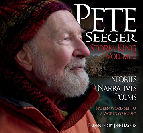 Pete Seeger: Storm King - Volume 2 audiobook cover art