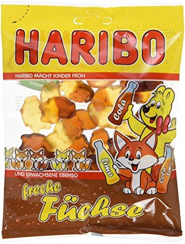 Haribo FRECHE FUECHSE, 16er Pack (16 x 200 g)