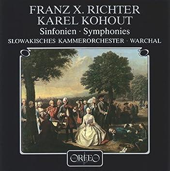 Richter & Kohout: Works for Orchestra