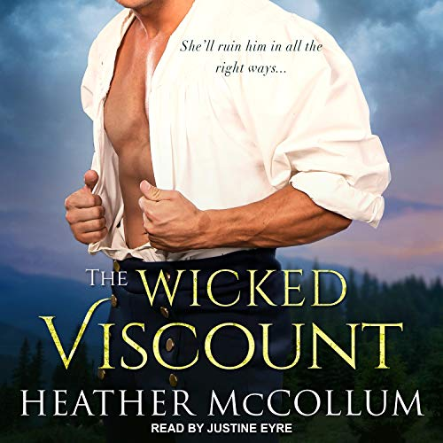The Wicked Viscount cover art