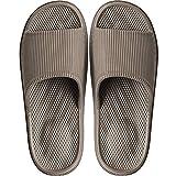 YTWD Zapatillas de ducha para mujer, hombre, antideslizante, para baño, secado rápido, zapatos de casa para piscina, playa, gimnasio, interior y exterior