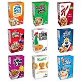 Kellogg's Total Assortments, Breakfast Cereal, Variety Pack, (72 Count)