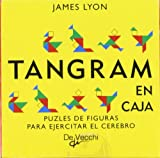 Tangram en caja - puzles de figuras para ejercitar el cerebro