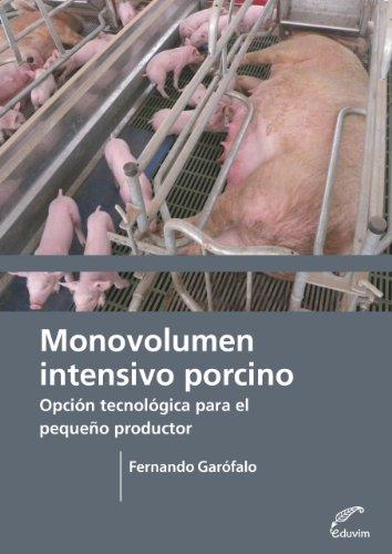 Monovolumen Intensivo Porcino (Agrobiblioteca)