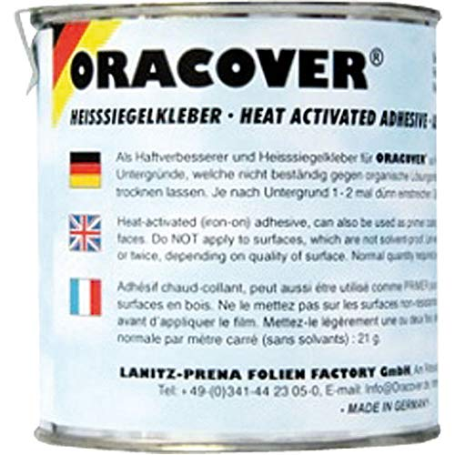 ORACOVER HEISS-SIEGELKLEBER 250ML