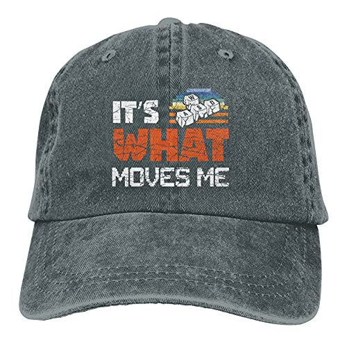 Jopath Vintage Its What Moves Me WASD Pc Gamer Gorra de béisbol Unisex Hip Hop Trucker, ^^, Talla única