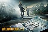 GB Eye The Walking Dead Rick und Daryl Road Maxi Poster,