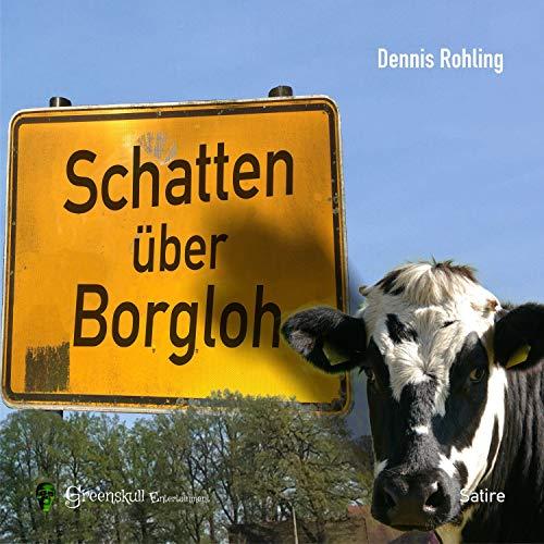 Page de couverture de Schatten über Borgloh