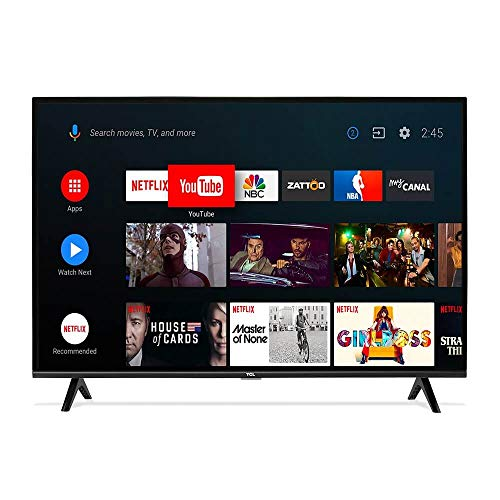 TCL TV 32 Pulgadas HD Smart TV LED Android 32A323