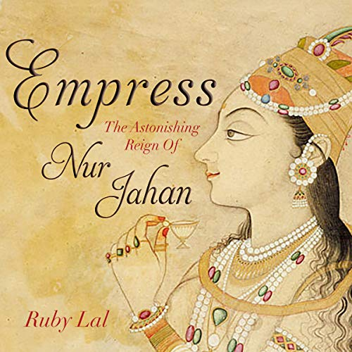 Empress audiobook cover art