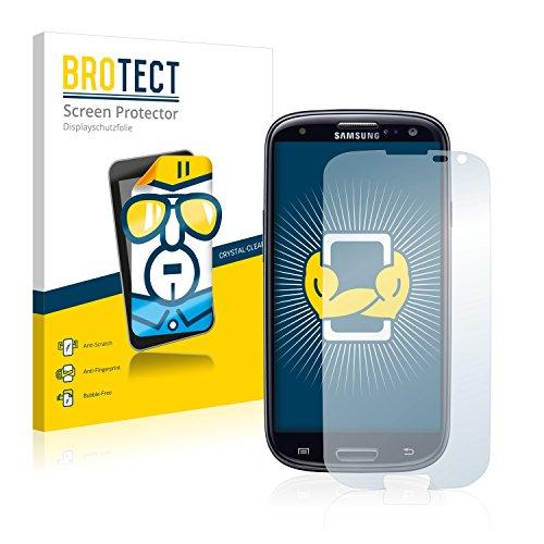 brotect Pellicola Protettiva Compatibile con Samsung Galaxy S3 Neo Pellicola Trasparente (2 Pezzi) Anti-Impronte