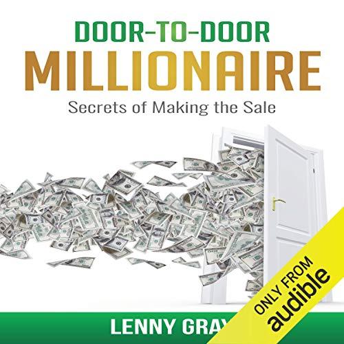 Door-to-Door Millionaire audiobook cover art