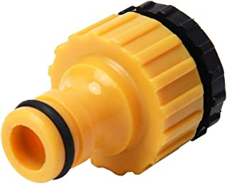 YPshell Universal Standard Faucet Hose Connector Quick Connector Washing Machine Water Cannons and A Garden Lawn Sprinkler...