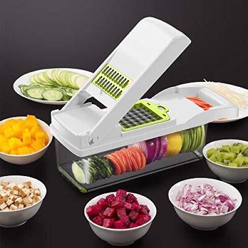 XXBFDT Gemüsehobel Obst stifteln hobeln - Haushaltsbedarf des täglichen Bedarfs...