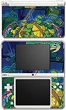Teenage Mutant Ninja Turtles TMNT Arcade Attack Cartoon Comic TV Show Video Game Vinyl Decal Skin Sticker Cover for Nintendo DSi XL System